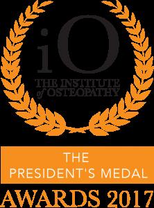 iO Awards 2017 President